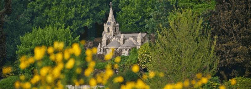 Little Chapel (Away Shot)